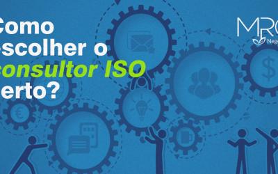 Como escolher o consultor ISO certo